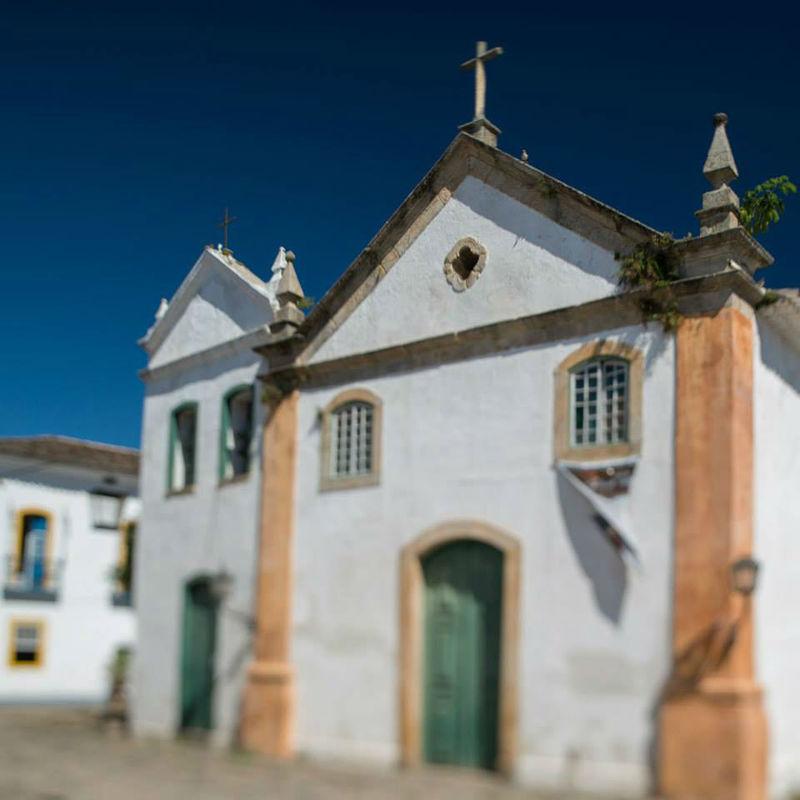Igreja do Rosário (ao lado da Pousada do Sandi)