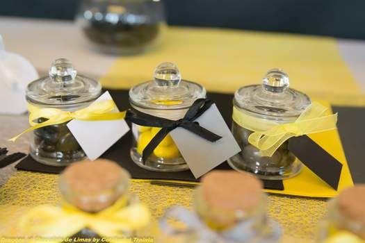 Dragées et chocolat de Limas