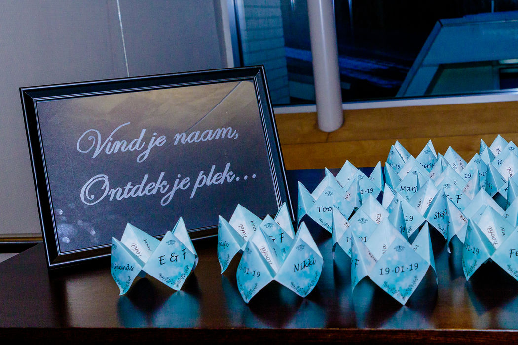 Puntjes op de i | Wedding & Events