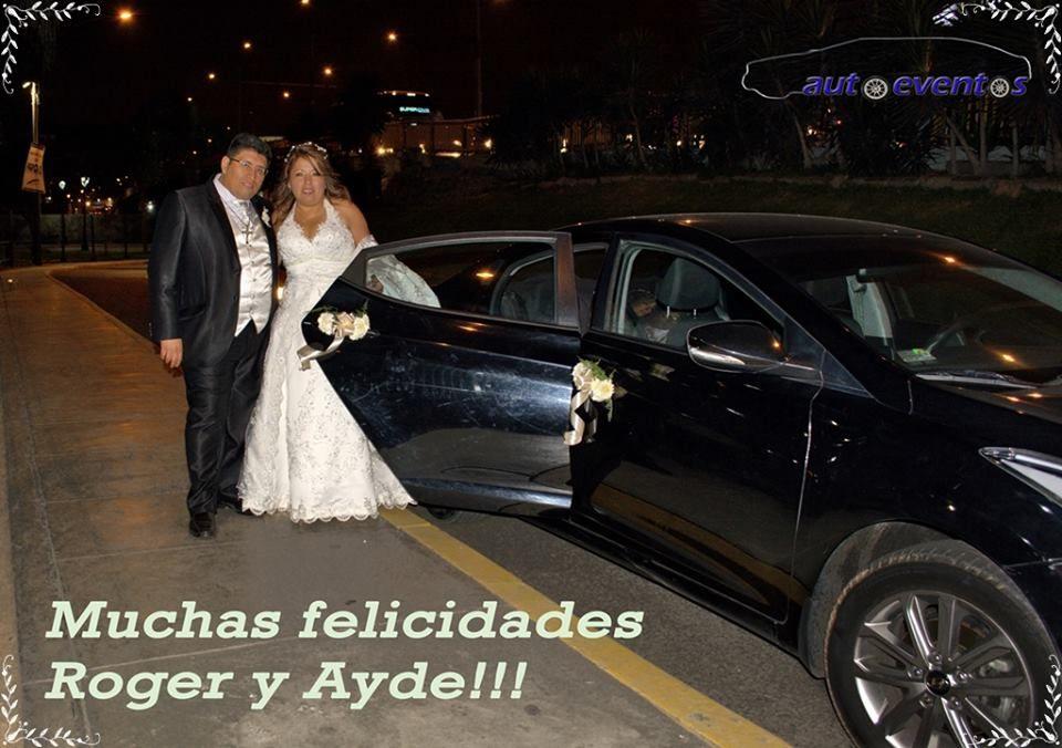Roger y Ayde
