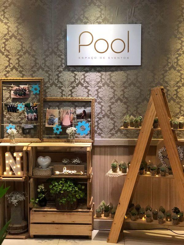 Pool Espaço de Eventos