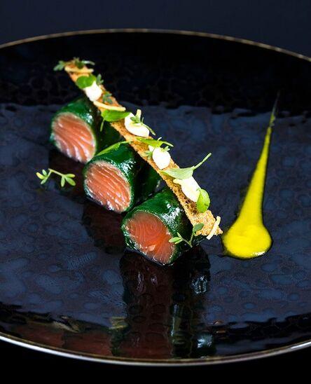 L'Assiette champenoise***** par Arnaud Lallement