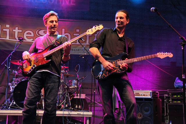 Beispiel: Band, Foto: NiteShift.