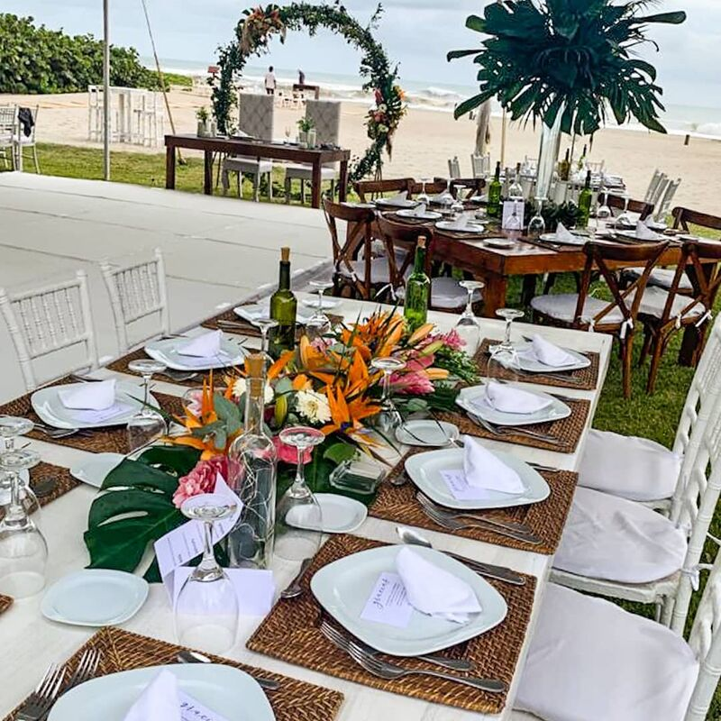 Eventos Liz Rigard Acapulco - Catering