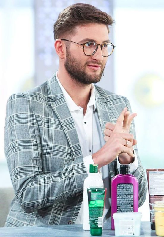Paweł Zięba-Hair Design