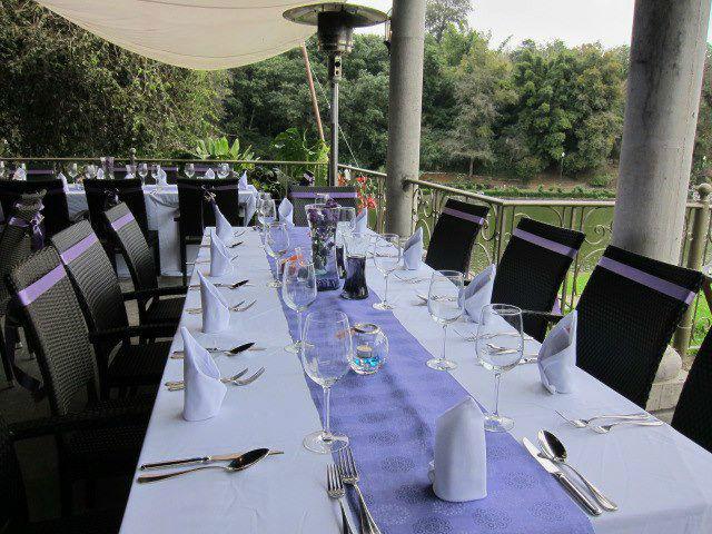 Caserío del Lago, restaurante y espacio para bodas en Veracruz
