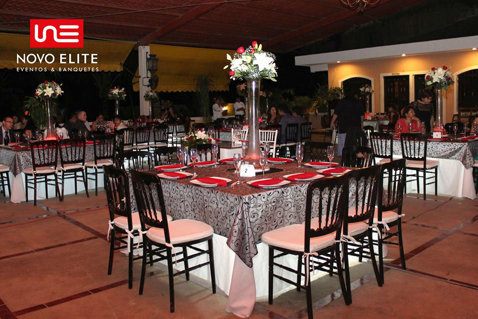 Novo Elite Eventos & Banquetes
