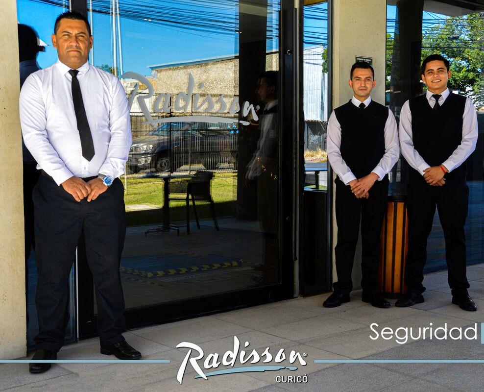 Radisson Hotel, Curicó