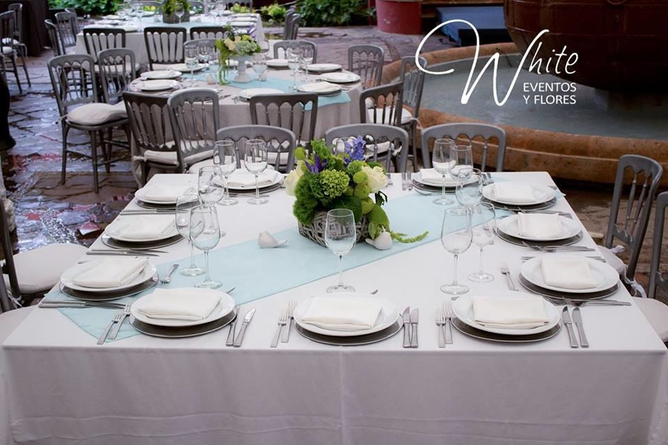 White Eventos y Flores