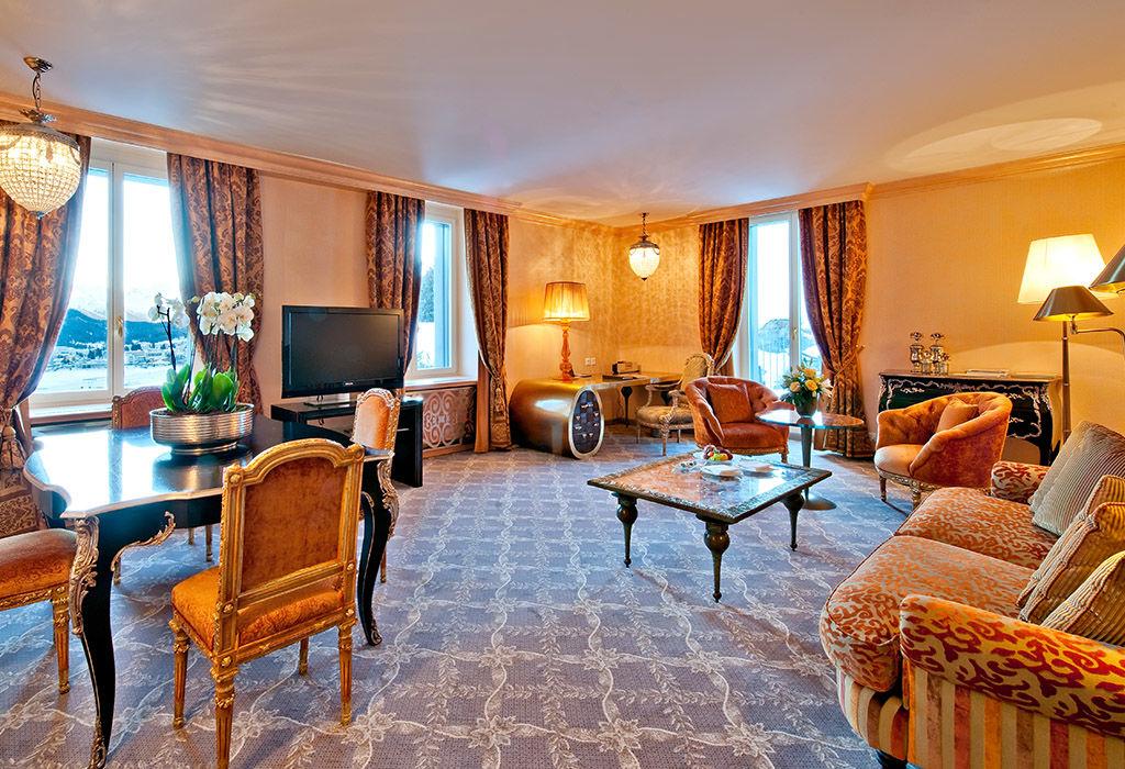 Zaren Suite, Wohnzimmer