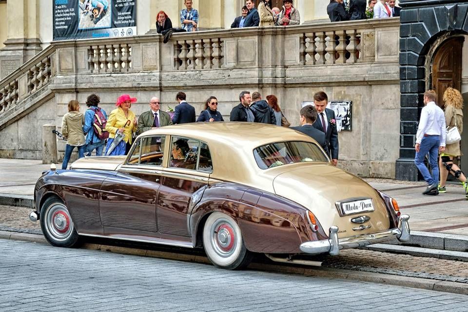 FOVILIM auta do ślubu