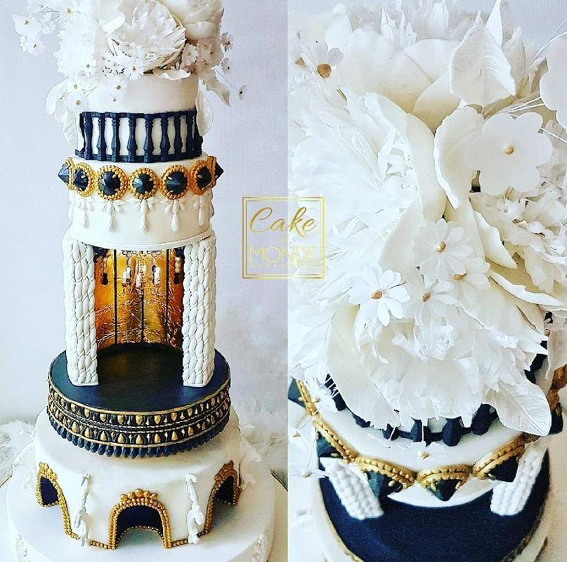 Cake du Monde