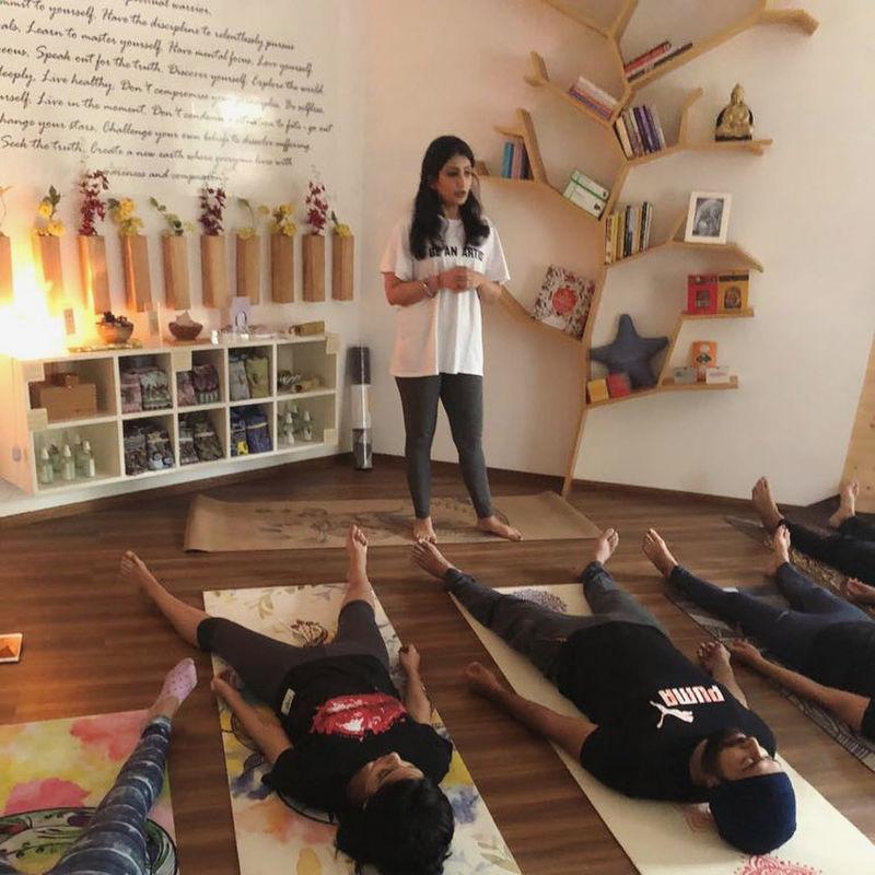 Meher Munjal-Yoga Connect
