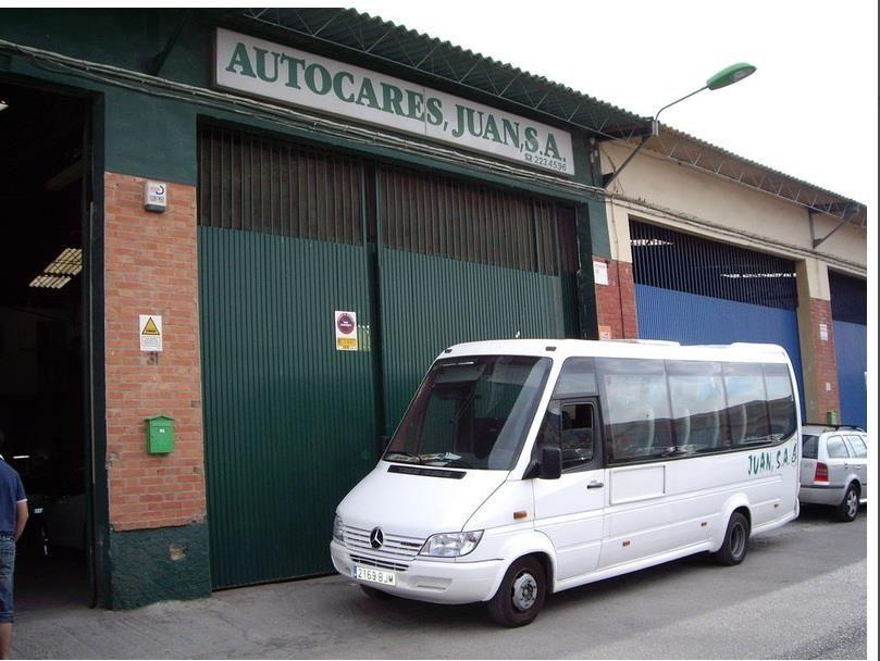 Autocares Juan