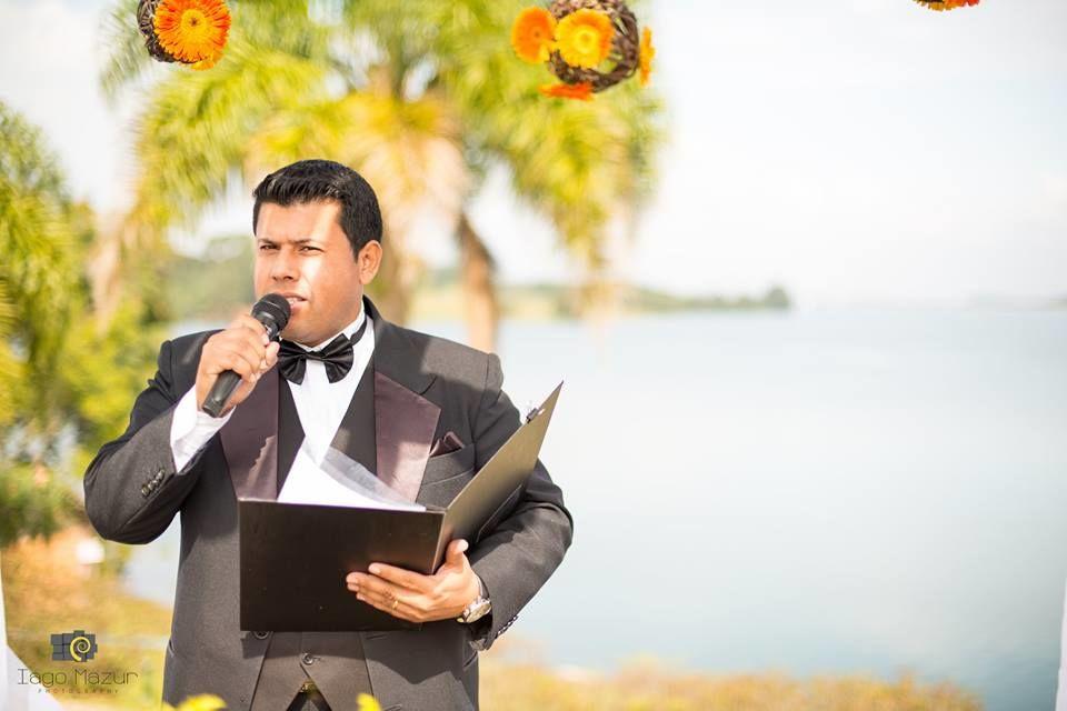Ricardo Alves Celebrante de Casamentos