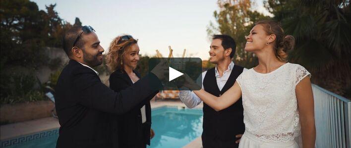 Film Mariage par Eric Espitalier