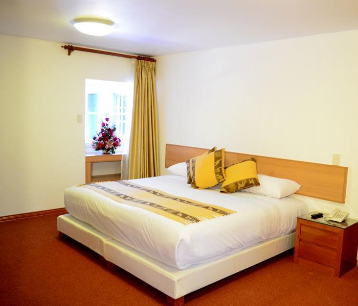 Hoteles Garcilazo I
