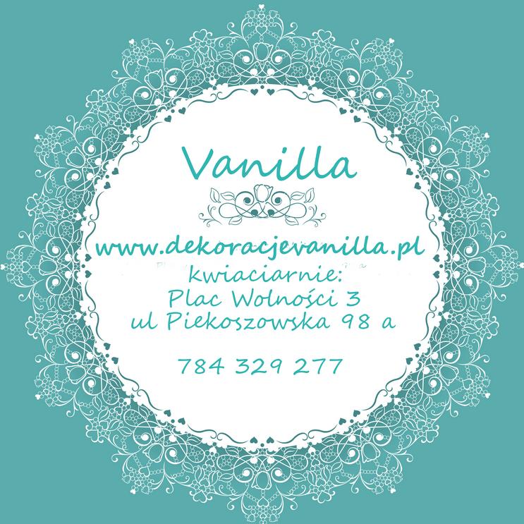 Dekoracje Vanilla