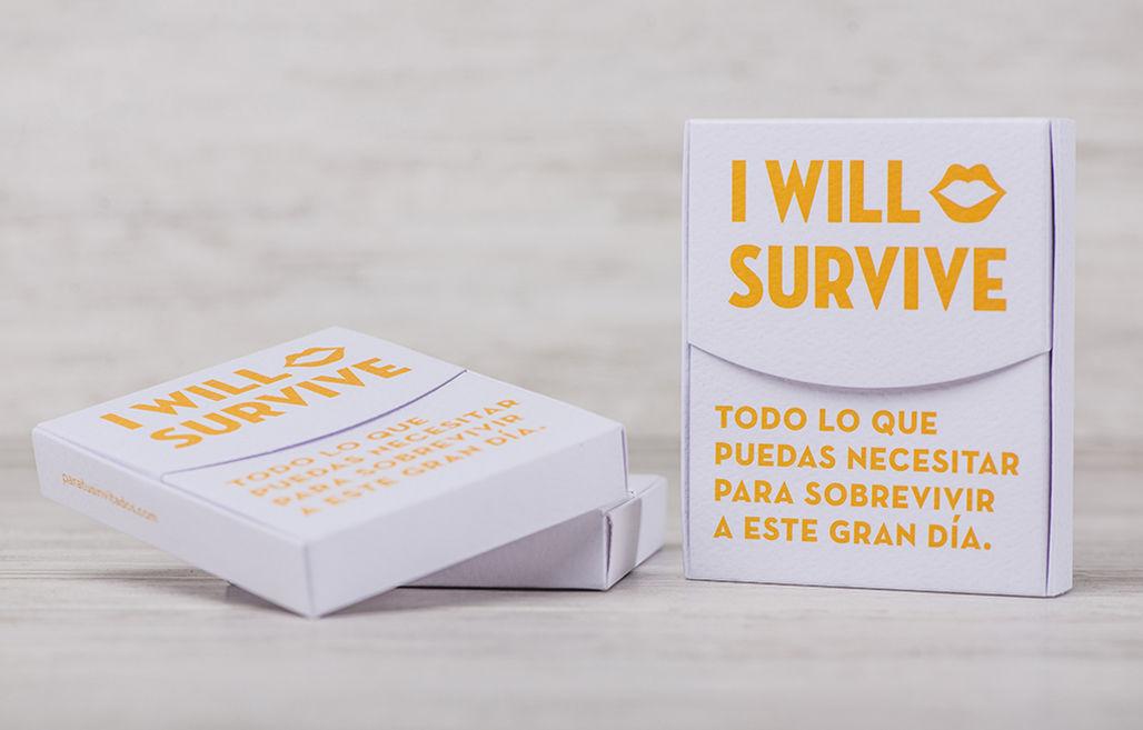 Kit supervivencia