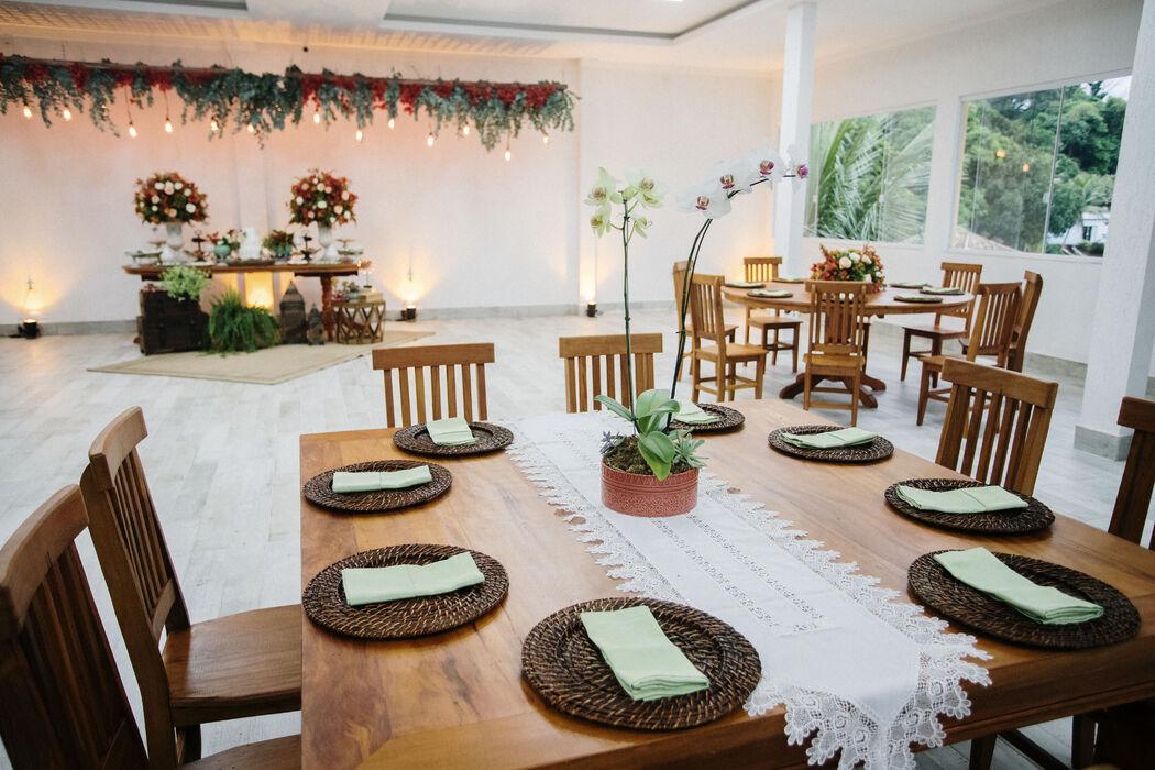Casa Shalom Eventos