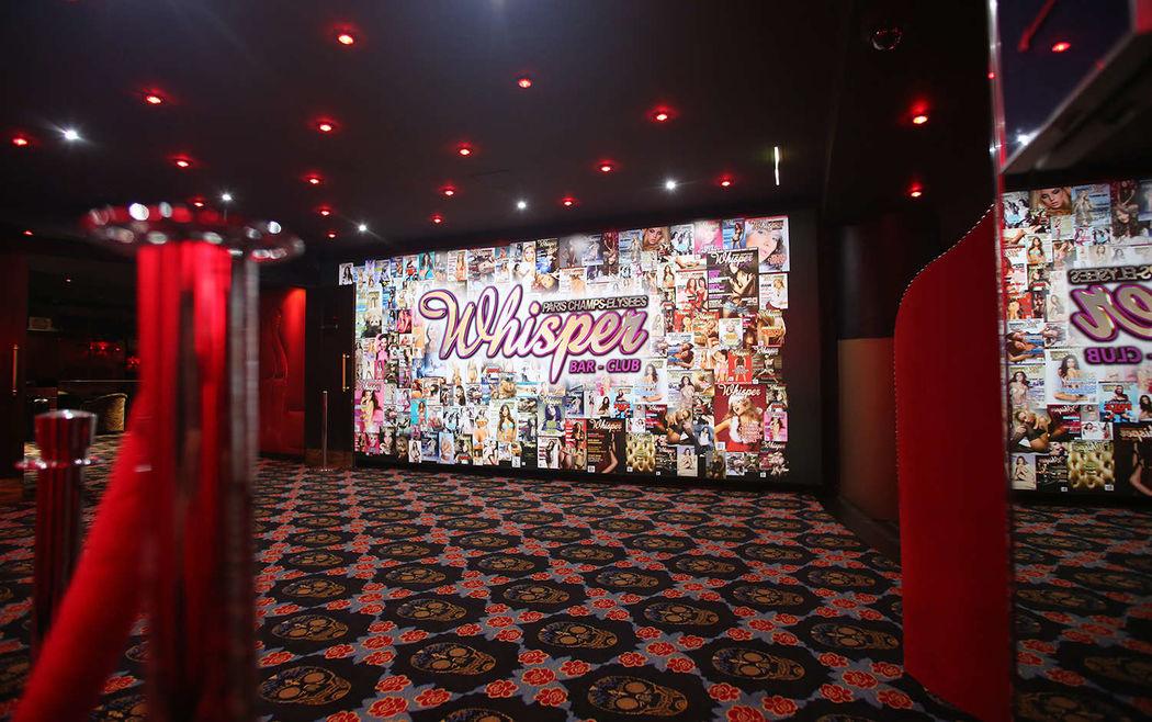Whisper Club Paris