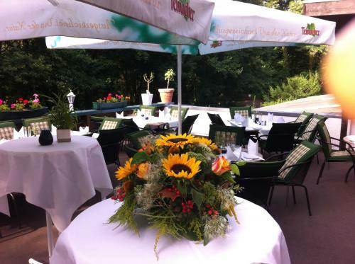 Beispiel: Terrasse, Foto: Restaurant ´S´ Kastanie.