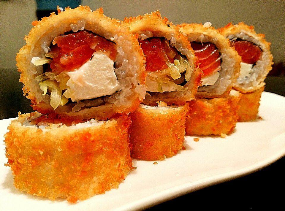 Sushi makirolls