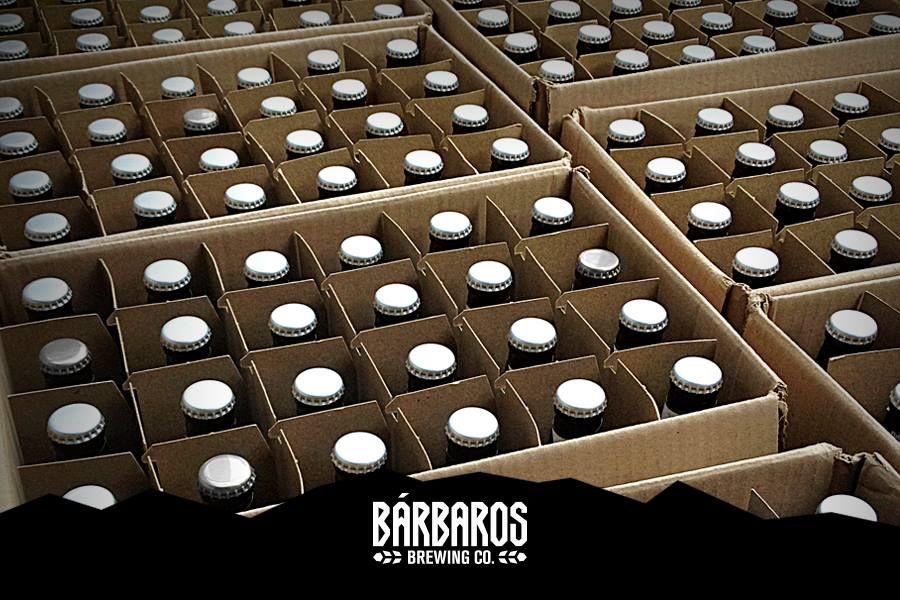 Bárbaros Brewing co.