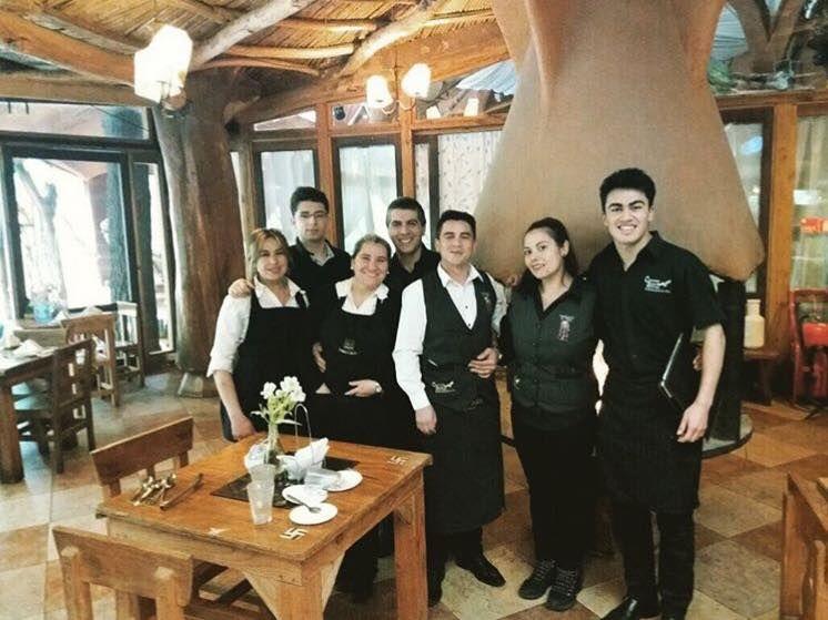 Restaurant La Tribu