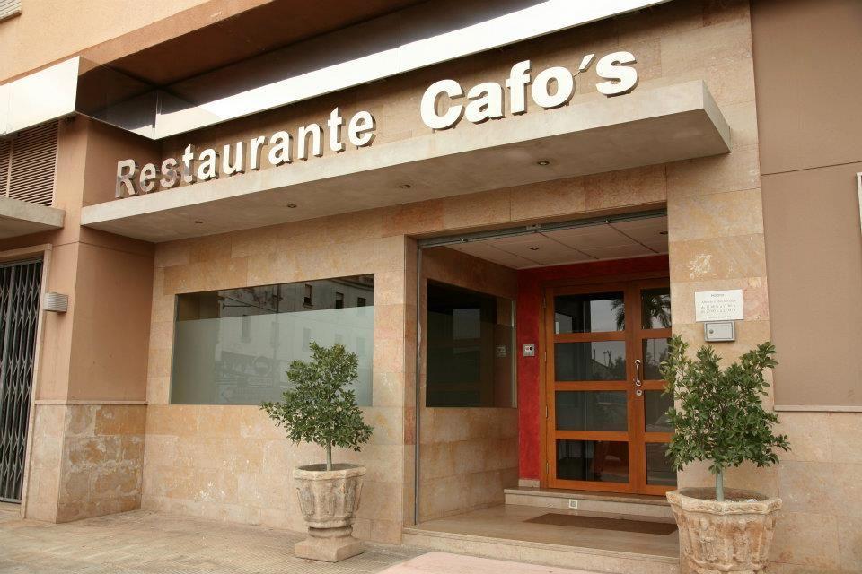 restaurante Cafo`s