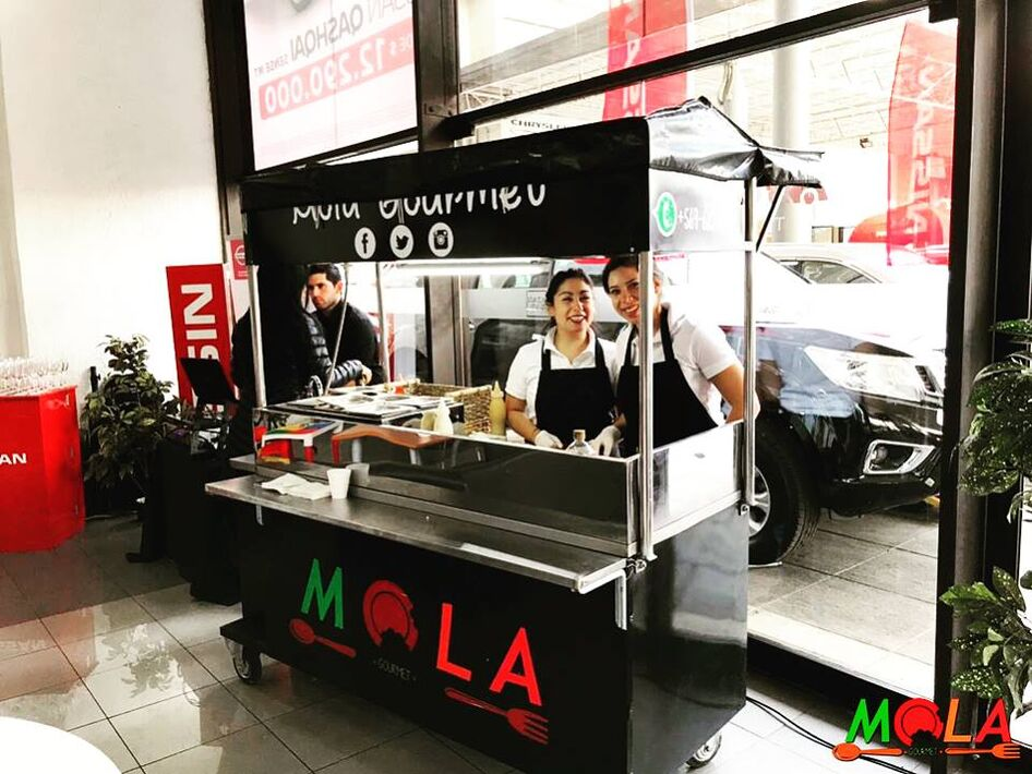 Carritos Mola Gourmet