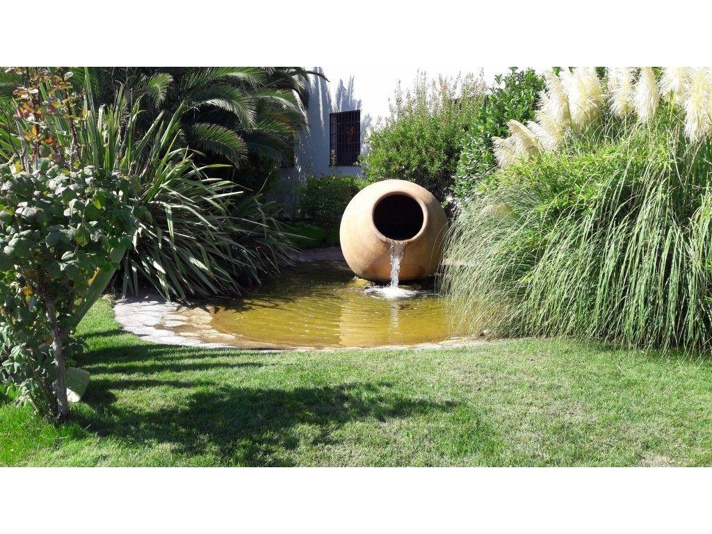 Decoración Jardín Finca Las Bocas