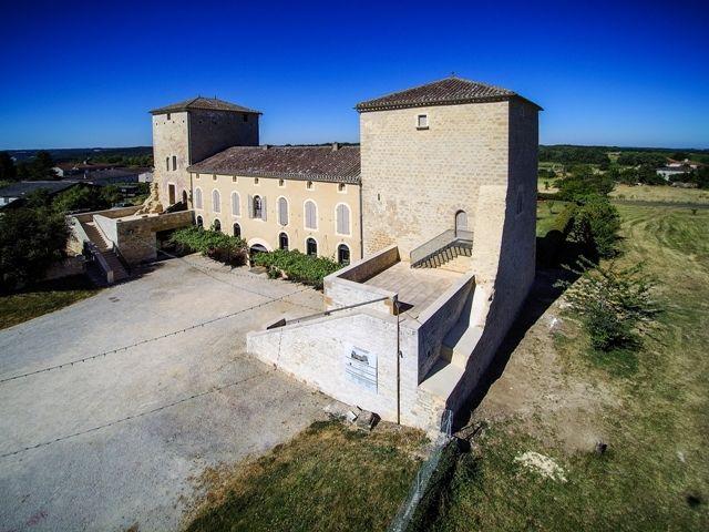 Château de Floressas, Floressas (46)