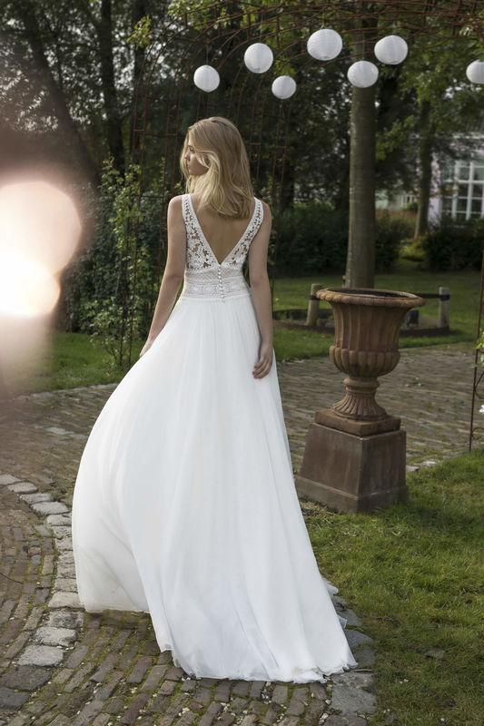 L'amore-Brautmode