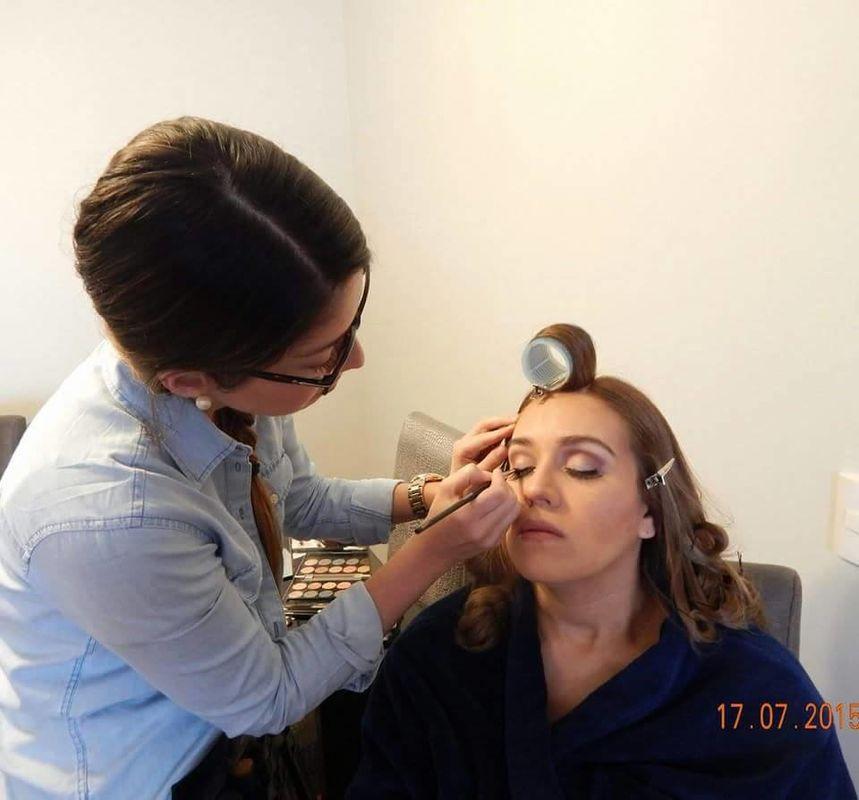 Valerie Cabrera Makeup Artist
