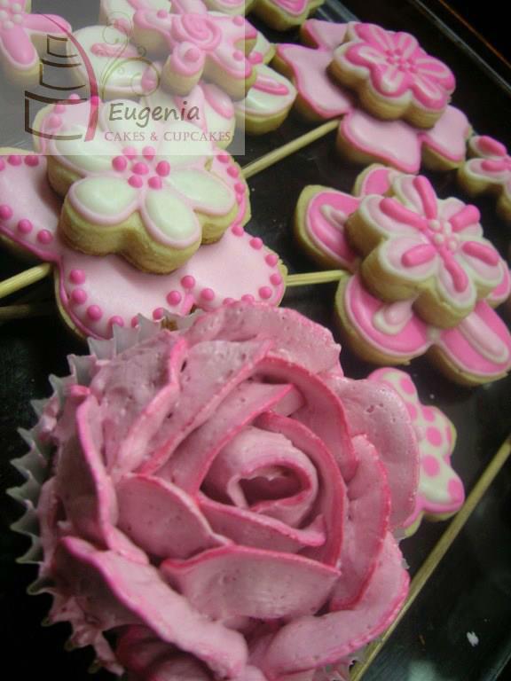 Eugenia Sueña en dulce