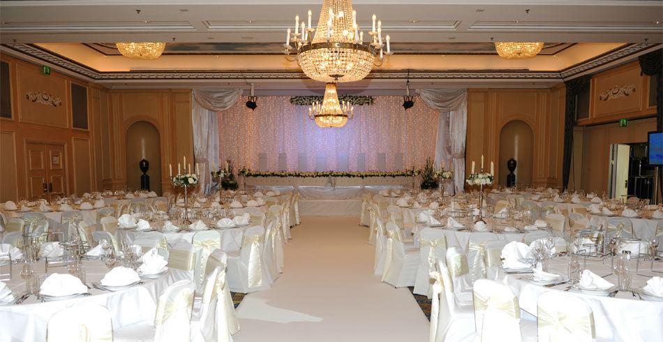 Beispiel: Gestalten Sie Ihr Hochzeitsfest, Foto: Evoy Dekor.