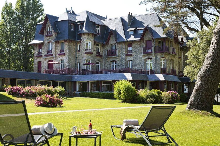 Le Castel Marie Louise*****