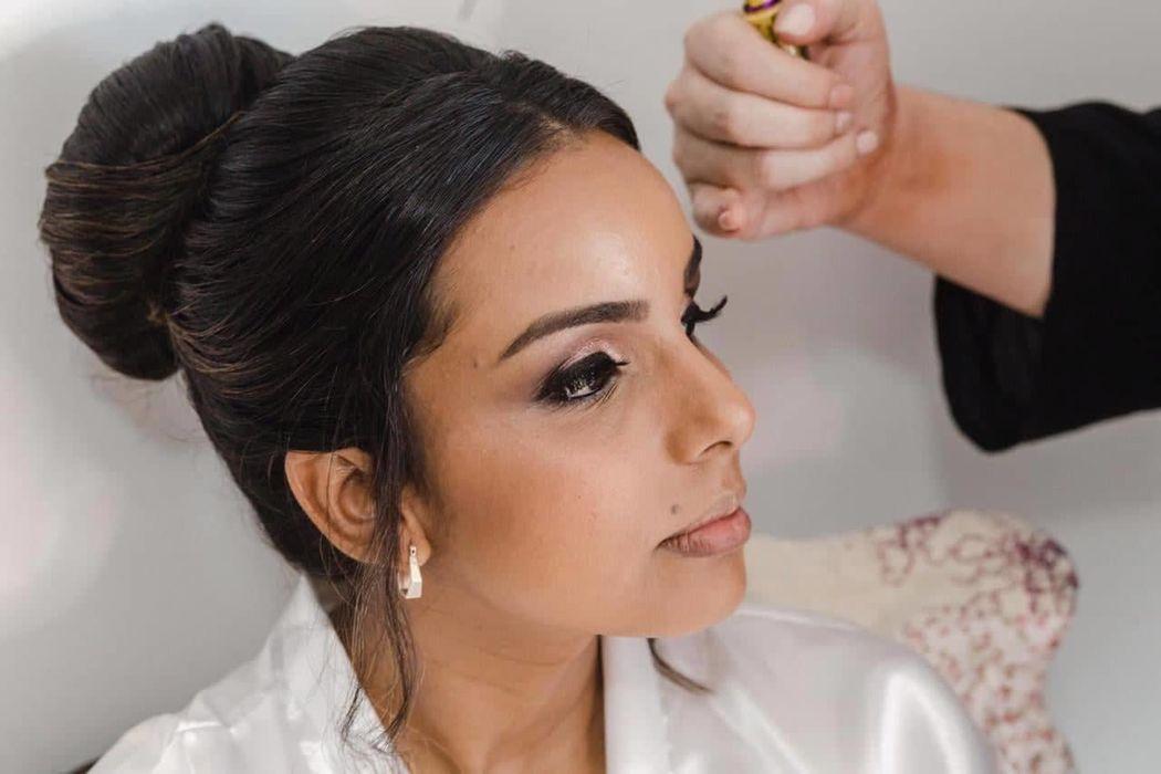 Anna Paula Ganter - Makeup