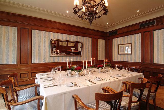 Beispiel: Ihre Hochzeitsfeier im familiären Kreis, Foto: Hotel Bären Langenthal.