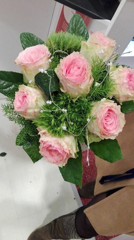 Florista Botão de Rosa