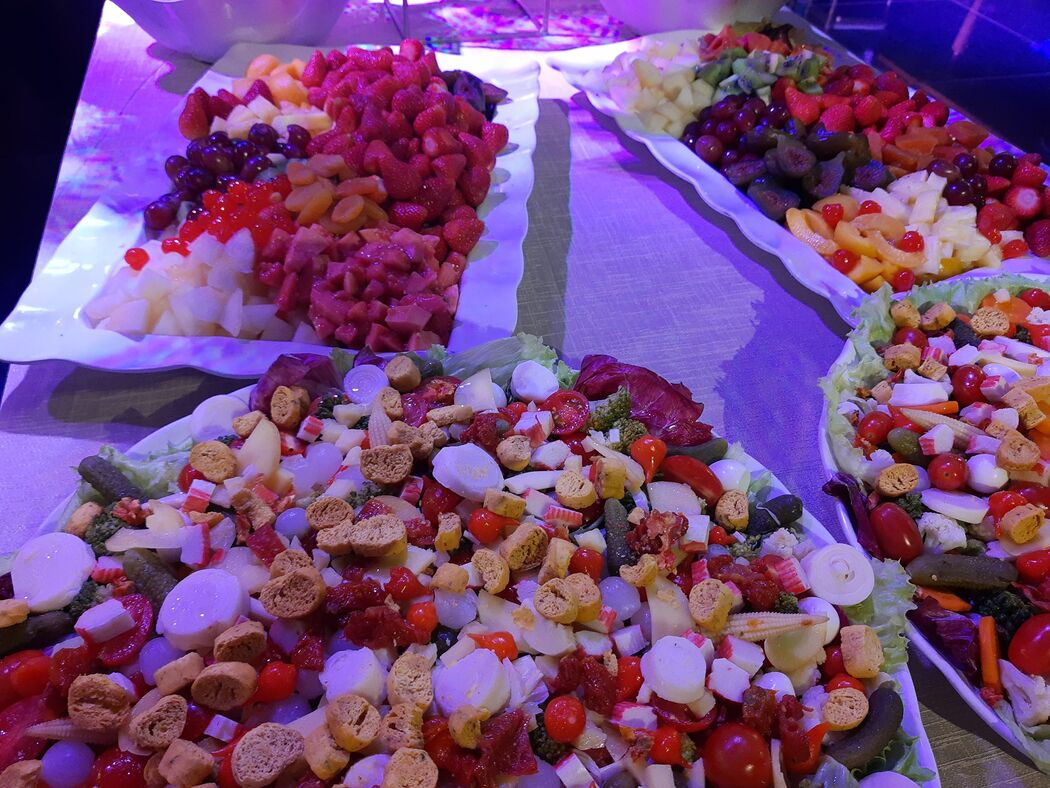 Buffet Kipratus Serviços para Festas