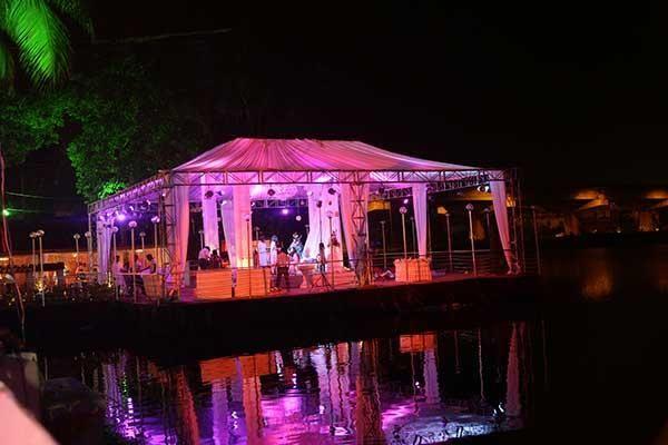 Calcutta boating & hotel resorts