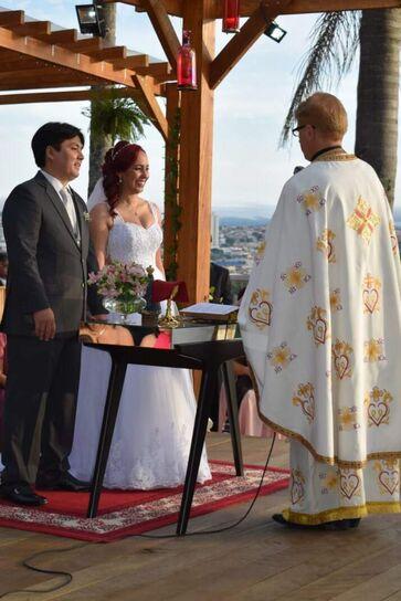 Celebrante Pe. Francisco