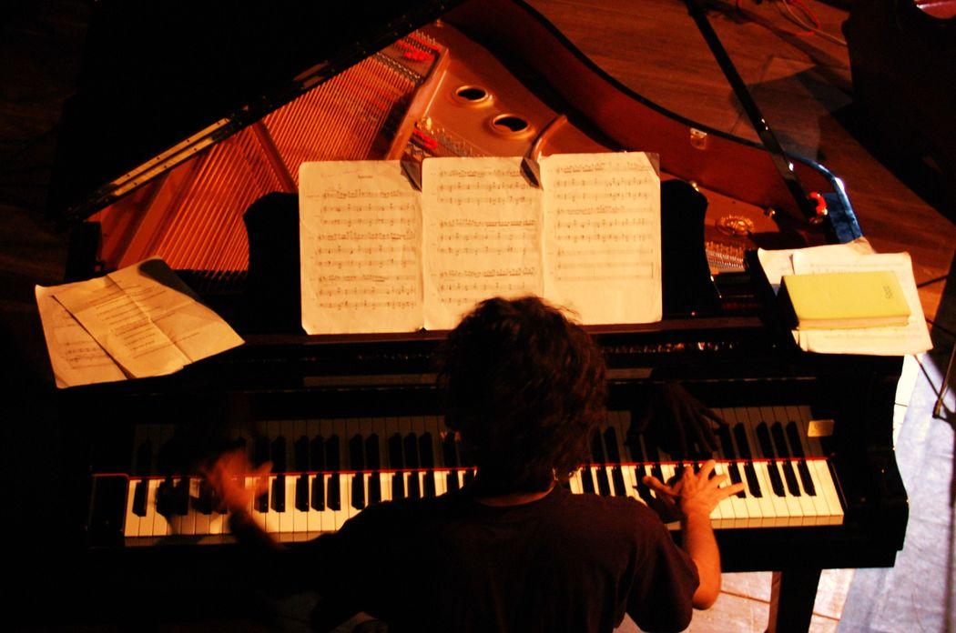 Glauco, Piano.