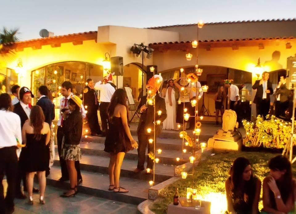 Eventos Santa María