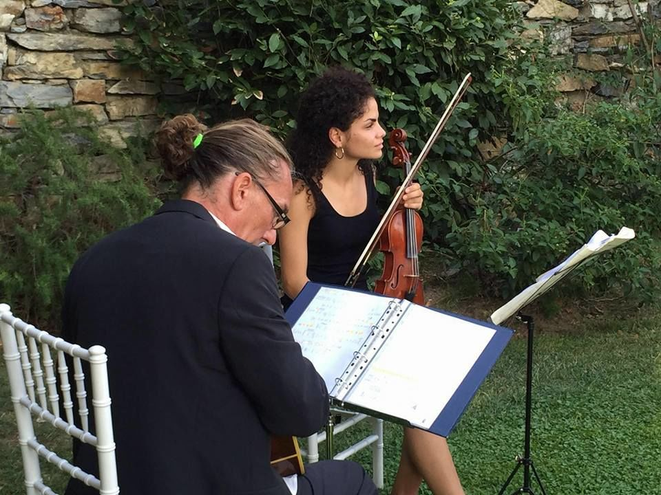 Rito civile duo violino e ukulele