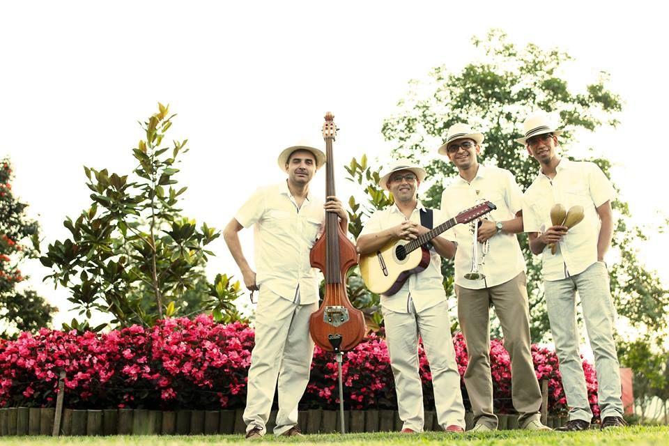 Grupo de Son Cubano Bogota