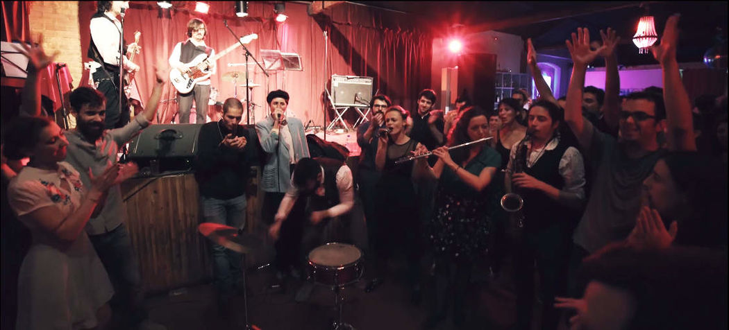 24 Robbers Swing Band