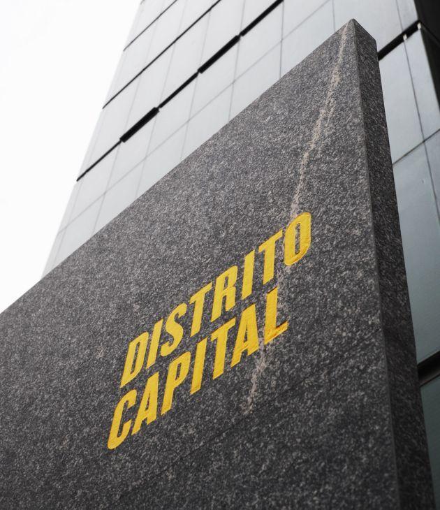 Hotel Distrito Capital